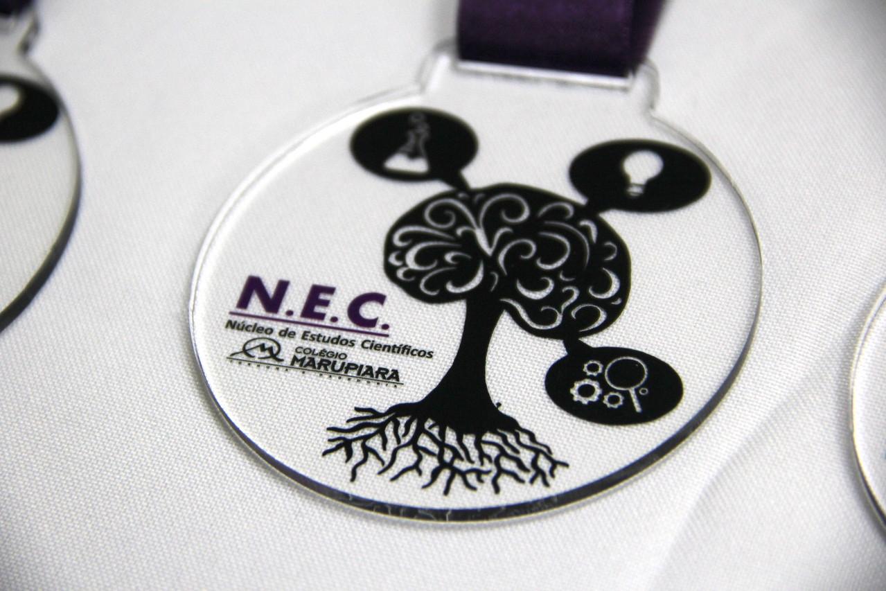 Medalha NEC