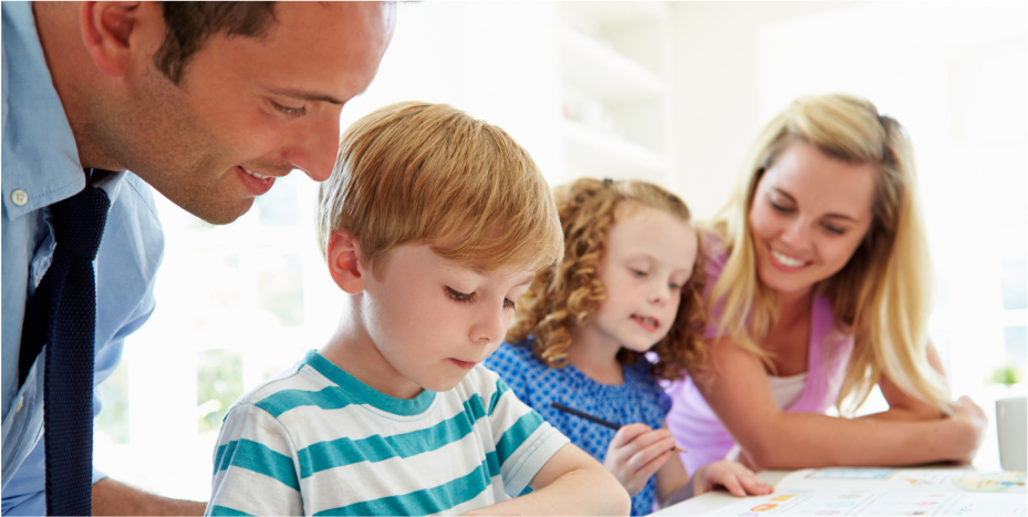 como os pais podem ajudar os filhos com a licao de casa - Colegio Marupiara