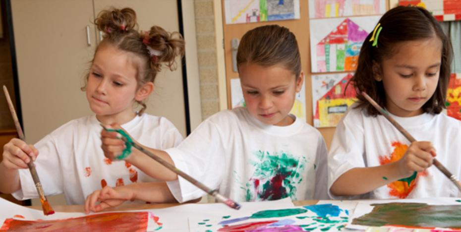 criatividade desde a Educacao Infantil