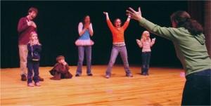 aulas de teatro